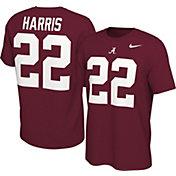 Nike Men's Alabama Crimson Tide Najee Harris #22 Crimson Football Jersey T-Shirt