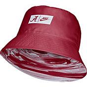 Nike Men's Alabama Crimson Tide Crimson Dri-FIT Spring Break Reversible Bucket Hat