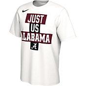 Nike Men's Alabama Crimson Tide 'Just Us' Bench T-Shirt