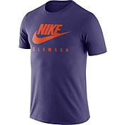 Nike Men's Clemson Tigers Regalia Futura T-Shirt