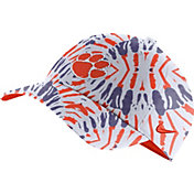 Nike Men's Clemson Tigers Orange Tie-Dye Heritage86 Festival Hat