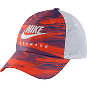 Nike Men's Clemson Tigers Orange H86 Spring Break Adjustable Hat