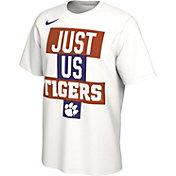 Nike Men's Clemson Tigers 'Just Us' Bench T-Shirt