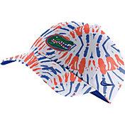 Nike Men's Florida Gators Blue Tie-Dye Heritage86 Festival Hat