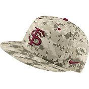 Nike Men's Florida State Seminoles Camo Fitted Baseball Hat