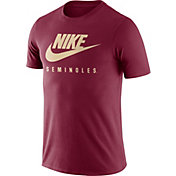 Nike Men's Florida State Seminoles Garnet Futura T-Shirt