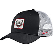 Nike Men's Georgia Bulldogs Classic99 Trucker Black Hat