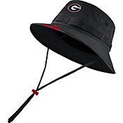 Nike Men's Georgia Bulldogs Dri-FIT Football Sideline Bucket Black Hat