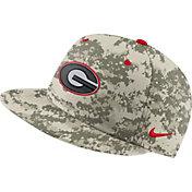 Nike Men's Georgia Bulldogs Camo Fitted Baseball Hat
