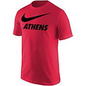 Nike Men's Athens Red City T-Shirt