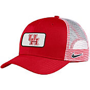 Nike Men's Houston Cougars Red Classic99 Trucker Hat