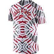 Nike Men's Ohio State Buckeyes White Tie-Dye Festival T-Shirt