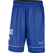 Nike Men's Kentucky Wildcats Blue Dri-FIT Basketball Shorts