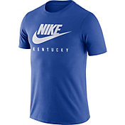 Nike Men's Kentucky Wildcats Blue Futura T-Shirt