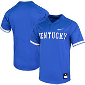 Nike Men's Kentucky Wildcats Blue Replica Baseball Jersey
