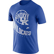Nike Men's Kentucky Wildcats Blue Retro Basketball T-Shirt