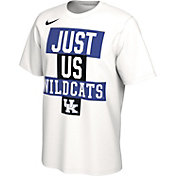 Nike Men's Kentucky Wildcats 'Just Us' Bench T-Shirt