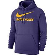 Nike Men's Baton Rouge Purple City Pullover Hoodie