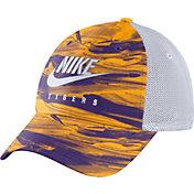 Nike Men's LSU Tigers Purple H86 Spring Break Adjustable Hat