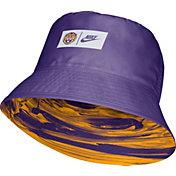 Nike Men's LSU Tigers Purple Dri-FIT Spring Break Reversible Bucket Hat