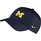 Nike Men's Michigan Wolverines Blue Legacy91 Adjustable Hat