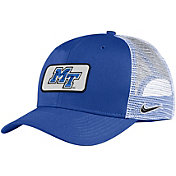 Nike Men's Middle Tennessee State Blue Raiders Blue Classic99 Trucker Hat