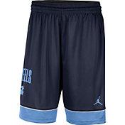 Jordan Men's North Carolina Tar Heels Navy Dri-FIT Basketball Shorts
