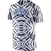 Nike Men's North Carolina Tar Heels White Tie-Dye Festival T-Shirt