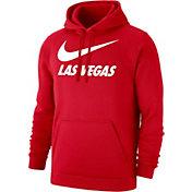 Nike Men's Las Vegas Scarlet City Pullover Hoodie