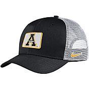 Nike Men's Appalachian State Mountaineers Classic99 Trucker Black Hat