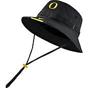 Nike Men's Oregon Ducks Dri-FIT Football Sideline Bucket Black Hat