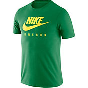 Nike Men's Oregon Ducks Green Futura T-Shirt