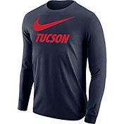 Nike Men's Tucson Navy City Long Sleeve T-Shirt