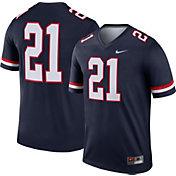 Nike Men's Arizona Wildcats #21 Navy Dri-FIT Legend Football Jersey