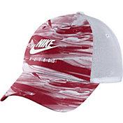 Nike Men's San Diego State Aztecs Scarlet/White H86 Spring Break Adjustable Hat