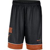 Nike Men's Texas Longhorns Black Dri-FIT Basketball Shorts