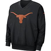 Nike Men's Texas Longhorns Stadium Windshirt Black Jacket