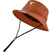 Nike Men's Texas Longhorns Burnt Orange Dri-FIT Football Sideline Bucket Hat