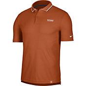 Nike Men's Texas Longhorns Burnt Orange Dri-FIT UV Polo