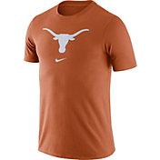 Nike Men's Texas Longhorns Burnt Orange Essential Logo T-Shirt