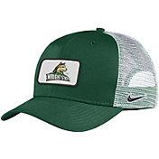 Nike Men's Wright State Raiders Green Classic99 Trucker Hat