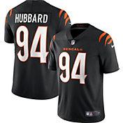 Nike Men's Cincinnati Bengals Sam Hubbard #94 Black Limited Jersey
