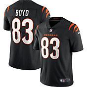 Nike Men's Cincinnati Bengals Tyler Boyd #83 Black Limited Jersey