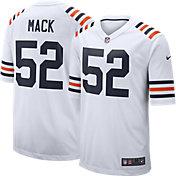 Nike Men's Chicago Bears Khalil Mack #52 Alternate White Game Jersey