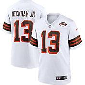 Nike Men's Cleveland Browns Odell Beckham Jr. #13 Alternate White Game Jersey