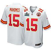 Nike Men's Kansas City Chiefs Patrick Mahomes #15 Super Bowl LV Bound Game Jersey