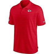 Nike Men's Kansas City Chiefs Sideline Early Season Red Performance Polo