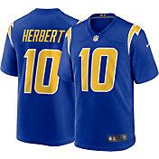 Nike Men's Los Angeles Chargers Justin Herbert #10 Royal Game Jersey