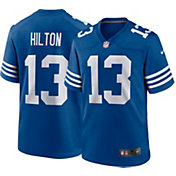Nike Men's Indianapolis Colts T.Y. Hilton #13 Alternate Blue Game Jersey