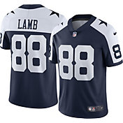 Nike Men's Dallas Cowboys CeeDee Lamb #88 Navy Limited Throwback Jersey